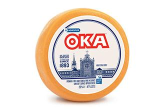 Oka Cheese Wheel