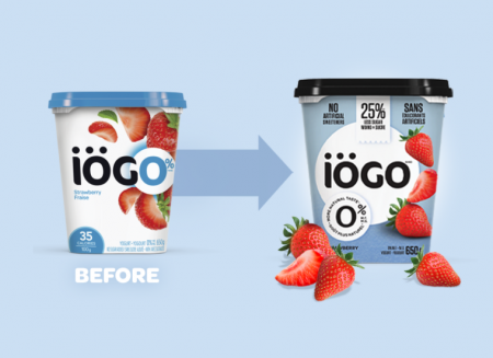 iÖGO 0% now with no artifical sweeteners
