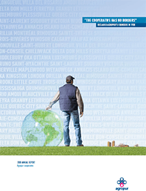 Annual Report cover