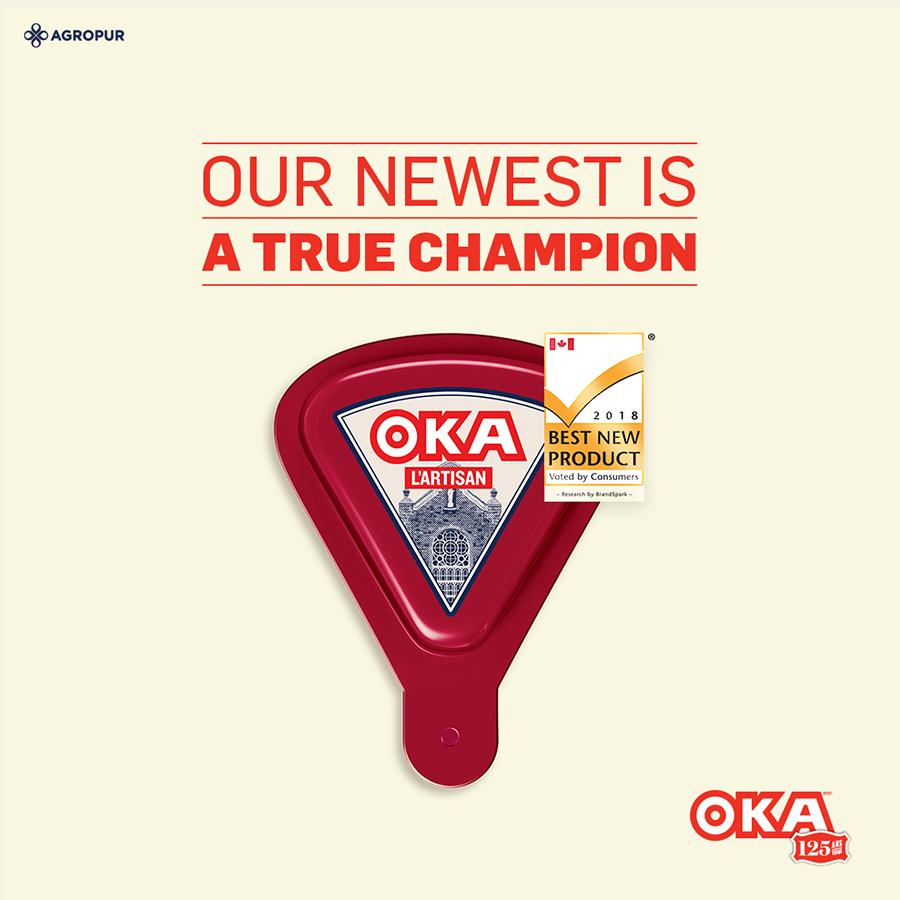 OKA - A true champion