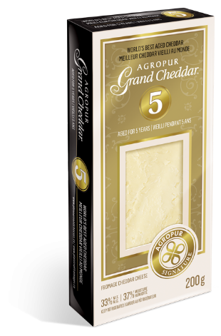 Grand cheddar 5 ans
